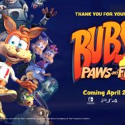 『Bubsy: Paws on Fire!』がPS4&Nintendo Switch&PC向けとして海外発売決定!アクションプラットフォーム
