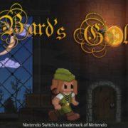 Switch版『Bard's Gold』が海外向けとして2019年3月5日に配信決定!「レインボーアイランド」や「アレックスキッド」から影響を受けたプラットフォームゲーム