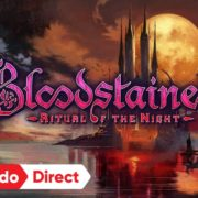 『Bloodstained: Ritual of the Night』の発売日が2019年夏に決定!