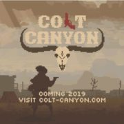 『Colt Canyon』がPS4&Xbox One&Switch&PC向けとして2019 Q3に海外発売決定!2Dピクセルアートシューティングゲーム