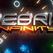 Switch版『Debris Infinity (デブリ インフィニティ)』が国内発売決定!ビジュアルに富んだツインスティックシューティングゲーム