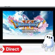 Nintendo Switch版『ドラゴンクエストXI 過ぎ去りし時を求めて S』の発売日が2019年秋に決定!3D&2Dモードを収録。追加ストーリーもある