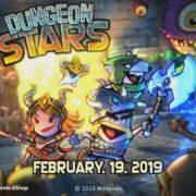 Switch版『Dungeon Stars』が海外向けとして2019年2月19日に配信決定!ハックアンドスラッシュやRPGなどを融合させた横スクロールアクション