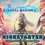 『Eternal Radiance』がPS4&Switch&PC向けとして開発決定!JRPGから影響を受けたアクションロールプレイングゲーム
