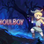 Switch版『Ghoulboy – Dark Sword of Goblin』の海外配信日が2019年2月14日に決定!レトロ風のアクションプラットフォーマー