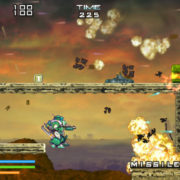 Switch版『GIGANTIC ARMY』が海外向けとして2019年2月21日に配信決定!リアルロボットアクションSTG
