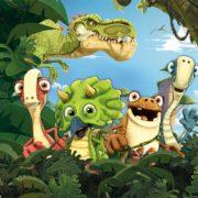 ディズニー・チャンネルのアニメ『Gigantosaurus』がコンソール&PCでゲーム化決定!