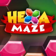 Switch用ソフト『Hexa Maze』が海外向けとして2019年2月14日に配信決定!エキサイティングなパズルゲーム