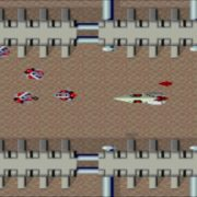 『Johnny Turbo's Arcade: Super Real Darwin』が2019年2月28日に北米で配信決定!デコのアーケード用の縦スクロールシューティングゲーム