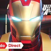 Nintendo Switch版『MARVEL ULTIMATE ALLIANCE 3: The Black Order』の発売日が2019年夏に決定!