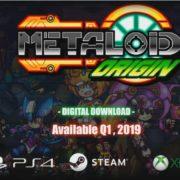 PS4&Switch&Xbox One&PC用ソフト『Metaloid : Origin』が海外向けとして発表!「ロックマンゼロ」風の2Dアクションゲーム