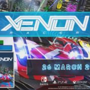 『Xenon Racer』のFeature Showcase 1/5 「Drifting + Boosting」トレーラーが公開!