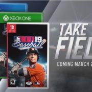 『R.B.I. Baseball 19』のティザートレーラーが公開!