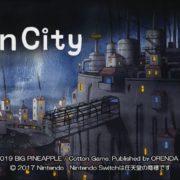 PS4&Switch用ソフト『RainCity』が2019年春に発売決定!絵本のような温かみのあるグラフィックが特徴的なアドベンチャーゲーム