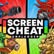 Switch用ソフト『Screencheat: Unplugged』が2019年2月7日から国内配信開始!ユーモアあふれる画面分割のFPS