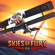 Switch用ソフト『Skies of Fury DX』が2019年2月14日から配信開始!