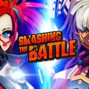 Switch用ソフト『SMASHING THE BATTLE』が2019年2月21日に配信決定!グラマラス美少女が登場する3Dアクションゲーム