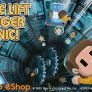 Switch版『Space Lift Danger Panic!』が海外向けとして2019年2月15日に配信決定!反射神経をテストするアクションゲーム