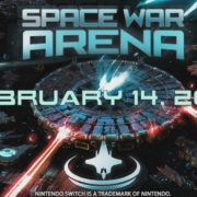 Switch用ソフト『Space War Arena』が海外向けとして2019年2月14日に配信決定!