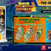 Switch用ソフト『スーパードラゴンボール ヒーローズ ワールドミッション HERO Edition』が海外向けとして発表!