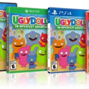 『UglyDolls: An Imperfect Adventure』がPS4&Switch&Xbox One&PC向けとして海外発売決定!