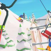 Switch版『建築!ゴンドラ&リフト』が2019年3月に発売決定!物理演算を使用したゴンドラ・リフトパズルゲーム