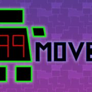 Switch版『99Moves』の国内配信日が3月14日に決定!99回の移動でゴールを目指す制限アクション