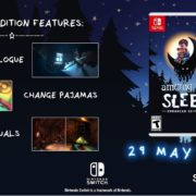 Switch版『Among the Sleep – Enhanced Edition』の海外発売日が2019年5月29日に決定!二歳児が主人公のホラーアドベンチャー