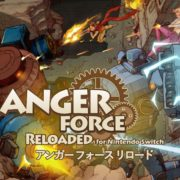 Switch版『AngerForce: Reloaded』の国内配信日が2019年4月4日に決定!90年代を彷彿とさせるアーケードライクのシューティングゲーム