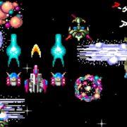 Nintendo Switch用『アーケードアーカイブス アームドF』が2019年3月28日に配信決定!