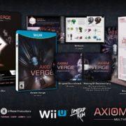 『Axiom Verge』のパッケージ版がWii U向けとして海外発売決定!2年の沈黙からついに登場
