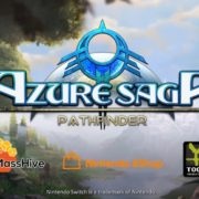 Switch版『Azure Saga: Pathfinder DELUXE Edition』が3月21日に発売決定!インドネシア産のターンベースのRPG