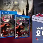 『Bloodstained: Curse of the Moon』のパッケージ版がPS4&PSVita&Switch向けとして発売決定!