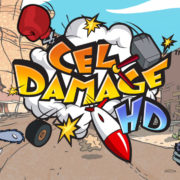 Switch版『Cel Damage HD』が海外向けとして2019年3月28日に配信決定!カートゥーン調の漫画的グラフィックが特徴的な対戦レースゲーム