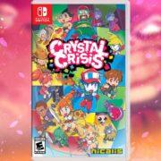 クロスオーバー対戦パズルゲーム『Crystal Crisis』の海外ボックスアートが公開!