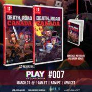 PS4&Switch版『Death Road to Canada』のパッケージ版が海外向けとして発売決定!