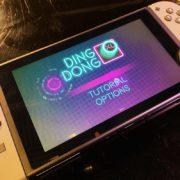 Switch版『Ding Dong XL』が海外向けとして発売決定!ワンボタンで遊べるアーケードスタイルのアクションゲーム