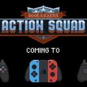 PS4&Switch&Xbox One版『Door Kickers: Action Squad』が海外向けとして2019年夏に発売決定!横スクロール2Dアクションゲーム