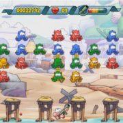 Switch版『Doughlings: Arcade』の更新データ:Ver.1.3.2が配信開始!日本語ローカライズが更新