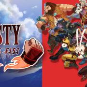 Switch版『Dusty Raging Fist』の海外配信日が2019年3月14日に決定!素手格闘アクションゲーム