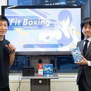 武藤直樹氏による『Fit Boxing』のレクチャー動画が公開!