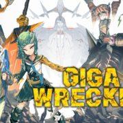 Switch用パッケージ版『GIGA WRECKER ALT.』の予約が開始!