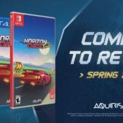 PS4&Switch版『Horizon Chase Turbo』のパッケージ版が海外発売決定!