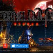 PS4&Switch&Microsoft Store版『インフェルノクライマー: リボーン』のプロモーションムービーが公開!アークシステムワークスによるサバイバル3DアクションRPG