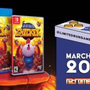 『Bomb Chicken (ボム・チキン)』のパッケージ版がPS4&Switch向けとしてLimited Run Gamesから発売決定!