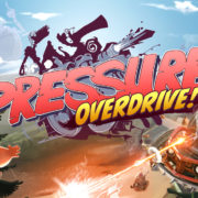 Switch版『Pressure Overdrive』が海外向けとして2019年4月4日に配信決定!