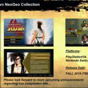 「サムスピ」シリーズ6作品を収録した『Samurai Shodown NEOGEO Collection』がPS4&Xbox One&Switch&PC向けとして発売決定!『SAMURAI SPIRITS』の新キャラも