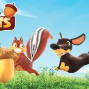 『Save Your Nuts』がSwitchにも対応決定!物理的な戦いを特徴とするマルチプレイ・パーティーゲーム