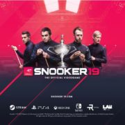 PS4&Xbox One&Switch&PC用ソフト『Snooker 19』の発売日が2019年春に決定!本格的なスヌーカーゲーム