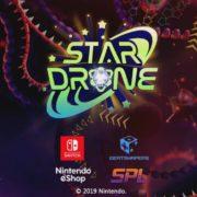 Switch版『StarDrone』が海外向けとして発売決定!アーケードアクション&ピンボール&ブレイクアウトを組み合わせた高速アクションスリラー